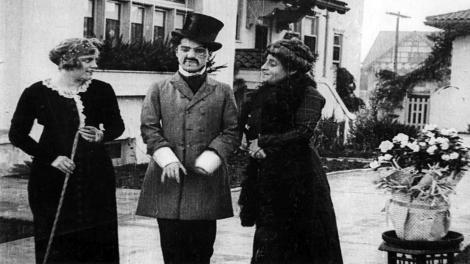 """VIDEO. Chaplin și-a urât filmul de debut: """"Am jucat prost, cea mai bună parte a fost scoasă la montaj!"""""""