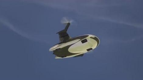 VIDEO! Peste opt ani vom putea zbura spre serviciu. Cum arată primul autoturism zburător care va apărea pe piaţă în 2024