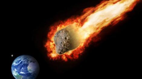 NASA, anunț înfiorător! Un METEORIT de mari DIMENSIUNI va lovi Pământul. Iată când se va întâmpla