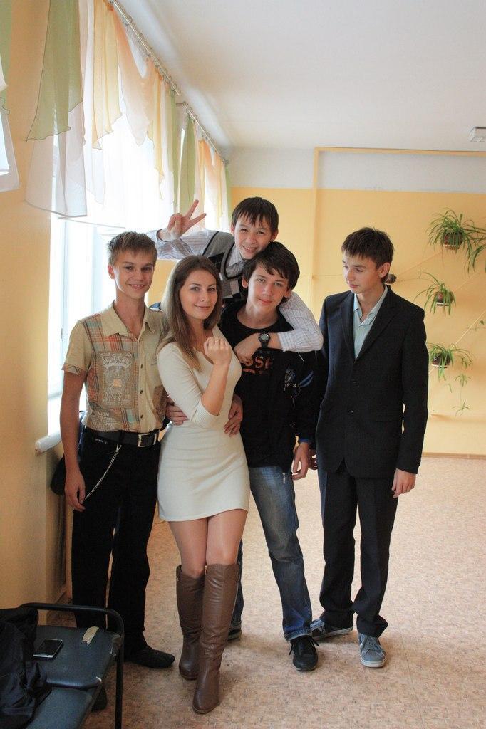 FOTO. Profesoara pentru care copiii vin la școală din plăcere!
