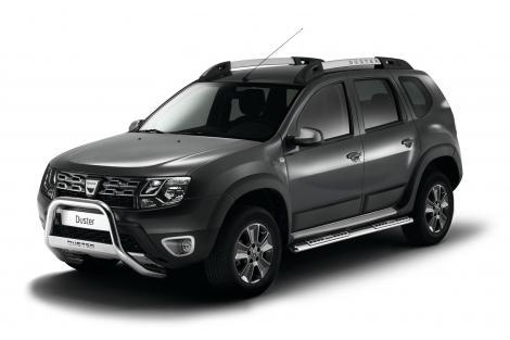 Dacia Duster, ediția 2017, arată mai bine decât te-ai aștepta