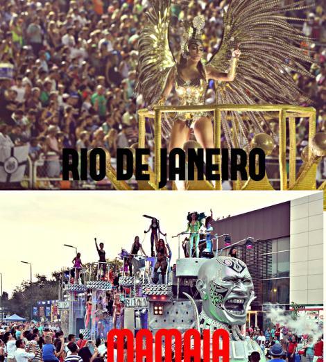 """""""Nu ne mai ia capul de la atâta soare!"""" Carnavalul de la Rio de Janeiro îi face în ciudă lui Radu Mazăre şi lasă Mamaia în paragină!"""
