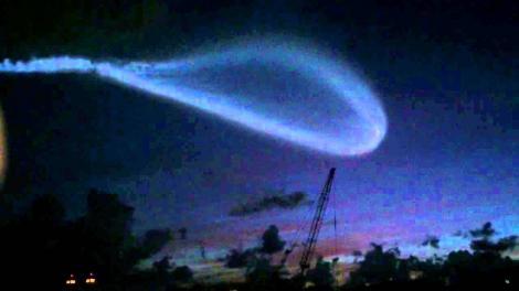 Sute de oameni au văzut un meteorit uriaș care a luminat cerul Scoției !