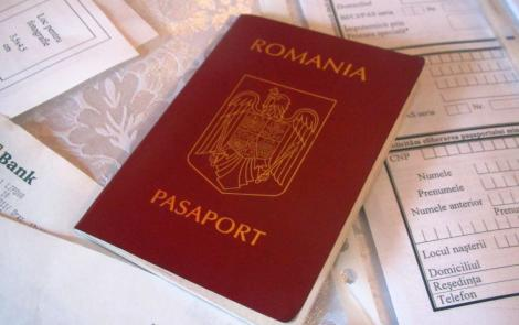 Proiect de lege. Pașaportul va putea ține locul cărților de identitate