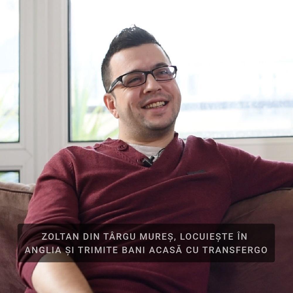 Români în Anglia: Povestea lui Zoltan și cum să economisiți bani pentru cei dragi