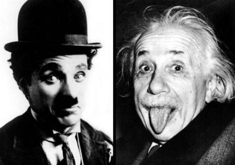 Când Charlie Chaplin l-a întâlnit pe Albert Einstein, istoria s-a scris din doar două replici! Ce și-au spus cei doi?