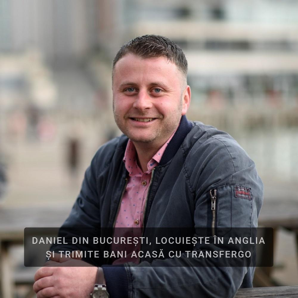 Români în Anglia: Povestea lui Daniel și cum își plătește de acolo facturile din România