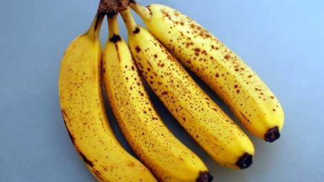 Banana cu pete pe coajă este o armă redutabilă împotriva cancerului!