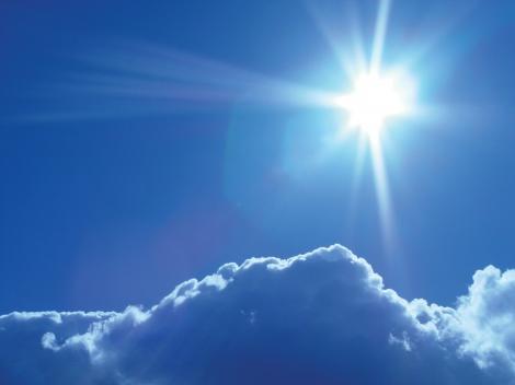 După ploi și furtuni, apare soarele! Primăvara își intră în drepturi