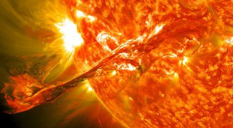 Avertisment de ultimă oră! Omenirea, pusă în pericol de Soare