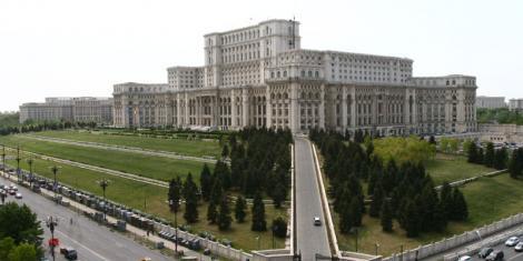 Casa Poporului a fost evaluată, România e bogată?! Cât costă a doua cea mai mare clădire din lume