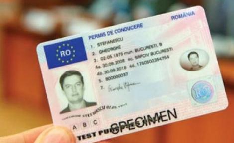 Verifică-ţi permisul de conducere! Acest detaliu te-ar putea costa scump