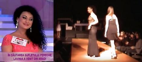"""Lavinia, fotomodel la Roma și Milano?! Greu de crezut! Mirela Boureanu Vaida: """"Te-a pompat cineva? Ți-a făcut șunci? Uite ce brațe groase aveai!"""""""