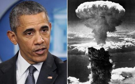 """""""Acum 71 de ani, moartea a căzut din cer""""! Discursul lui Obama, primul președinte american care a călcat la Hiroshima, a făcut înconjurul lumii"""