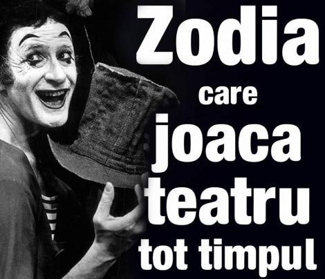 Zodia care ar lua prima la Actorie! Joacă teatru tot timpul și și-a făcut o artă din minciună și manipulare!