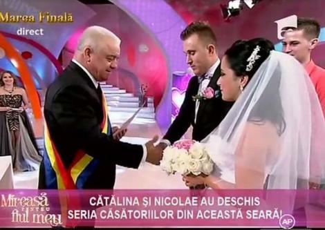 """Dezvăluiri din culisele divorţului dintre Cătălina şi Nicolae de la """"Mireasă pentru fiul meu"""". Reproșuri, certuri și vorbe grele"""