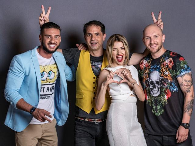 """""""Plasa de Stele"""" revine vara aceasta, la Antena 1, cu farse noi făcute de vedete"""
