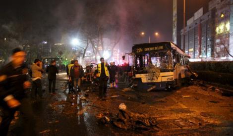 Turcia, îngenuncheată de Statul Islamic! Principalele atentate care au vizat Ţara Semilunei în ultimul an