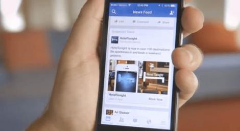 Facebook schimbă din nou modul în care conţinutul este afişat în News Feed