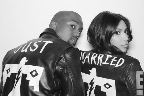 Kim Kardashian şi Kanye West, surprinşi în focul pasiunii! Imaginile cu cei doi fac furori