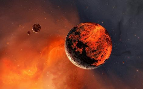 NASA a descoperit un mesaj bizar pe suprafața planetei Marte. Pare să fi fost scris în codul Morse, cu dune de nisip