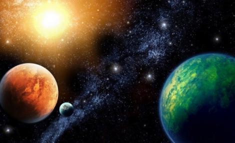 Moment istoric! NASA a publicat prima imagine color cu planeta Jupiter