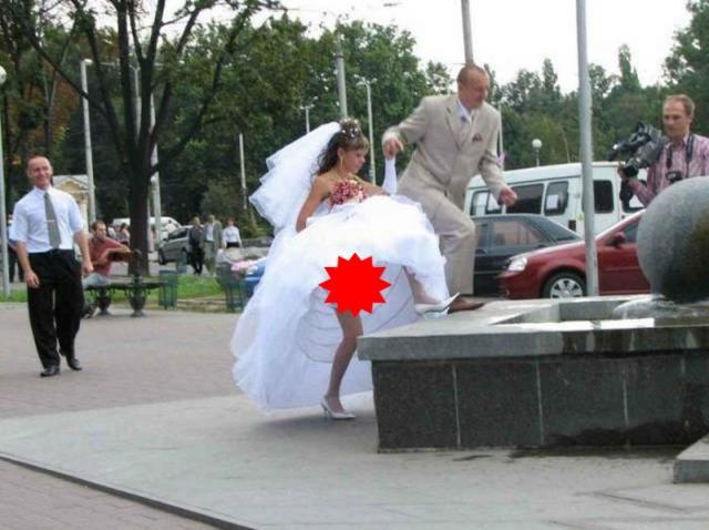 Asta nu trebuia să se întâmple. Cum reușești să strici o nuntă cu simplă fotografie!