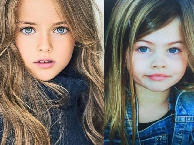 """Au fost declarate, pe rând, """"CELE MAI FRUMOASE fetiţe din lume"""". Cum arată acum două tinere care au generat controverse prin apariţiile lor. GALERIE FOTO"""