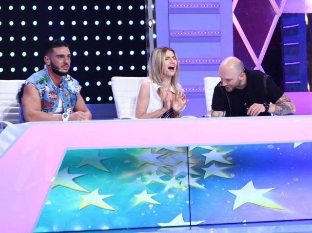 """Lidia Buble părăsește scaunul de jurat de la """"Plasa de stele"""",  din cauza unei broaște"""