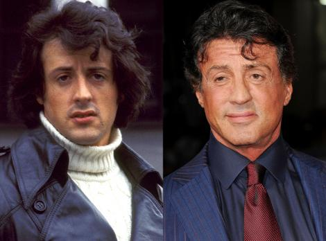 """La mulți ani, Sylvester Stallone! la 70 de ani a vrut să fie ca la 20: cum l-au mutilat operațiile estetice pe legendarul """"Rambo"""""""
