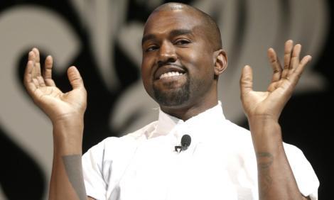 """Rapperul Kanye West a scris un poem, din suflet, pentru un fast-food celebru. """"Am ştiut dintotdeauna - cartofii prăjiţi sunt malefici, omule!"""""""