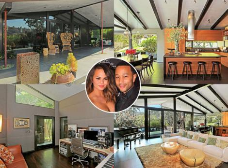 Luxul şi opulenţa descriu casa de vis a lui John Legend! Şi-a redecorat apartamentul din New York şi şi-a cumpărat scaunde din aur