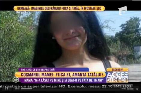 """Mama și fiica au schimbat iubiții între ele! Copila de 16 ani care s-a logodit cu tatăl ei vitreg: """"Mama umblă acum cu fostul meu iubit!"""""""