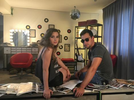 Carmen Tănase și Horia Brenciu, jurat X Factor, invitați în emisiunea Happy Day!