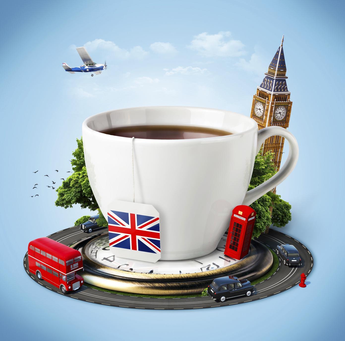 Cele mai populare destinații de vacanță în Regatul Unit