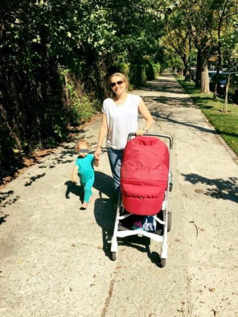Secretul a fost aflat! Cum a topit Mirela Boureanu Vaida 10 kilograme la o săptămână de la naștere