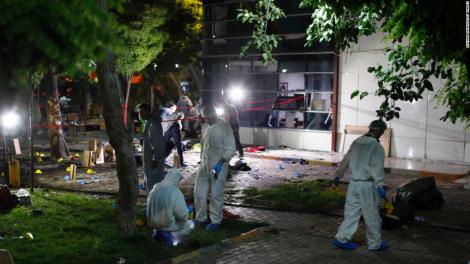 Încă un atac în Turcia: Cel puţin doi răniţi, în urma unui atac armat la o moschee din Istanbul. 2017, an însângerat!