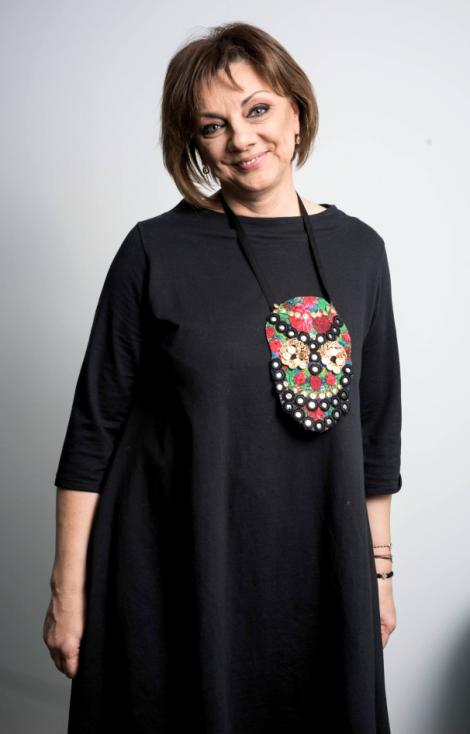 Carmen Tănase este invitata primei ediții Tribute by Anca Țurcașiu, de la Happy Day