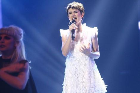 Olguța, fetița timidă de peste Prut, s-a transformat într-o adevărată divă. Schimbarea la față a câștigătoarei X Factor!