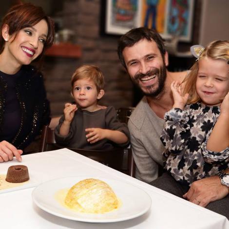 """Chef Nicolai Tand își mai dorește un copil: """"Îmi place să am o familie mare"""""""