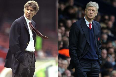"""Arsene de la Arsenal! """"Tunarii"""" sărbătoresc 21 de ani cu Wenger pe banca tehnică. Momente inedite, performanțe și întâmplări haioase cu managerul francez"""