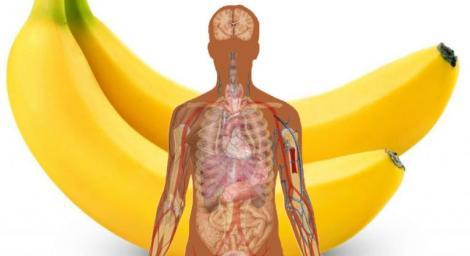 Puțini sunt cei care au descoperit efectele! Ce se întâmplă în corpul tău dacă mănânci două banane pe zi