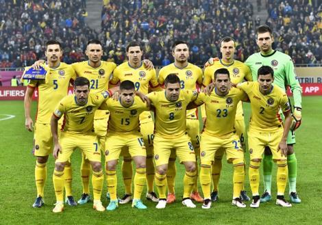 Neînvinsă în mandatul lui Cosmin Contra, naționala României cade 4 poziții în clasamentul FIFA! Schimbări în top 10 al ierarhiei