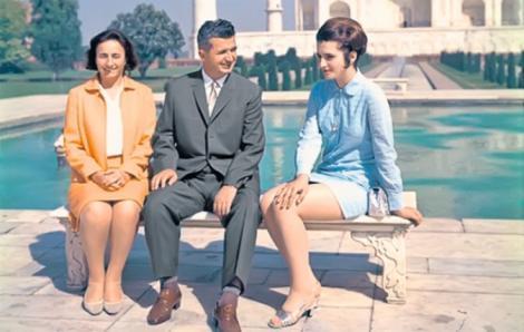 """Zoia, """"prințesa nefericită"""". Fata familiei Ceaușescu și marile sale iubiri neîmplinite. Cum scăpa Elena Ceaușescu de cei care se amorezau de fata ei"""