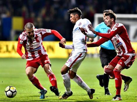 """Alertă la FCSB și la echipa națională! S-a accidentat și """"Mbappe"""" de România, iar prezența sa la lotul U21 este pusă în pericol"""