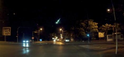 Ce a fost asta? Apariție neașteptată pe cer în Timișoara! Nimeni nu știe să explice ce s-a întâmplat!