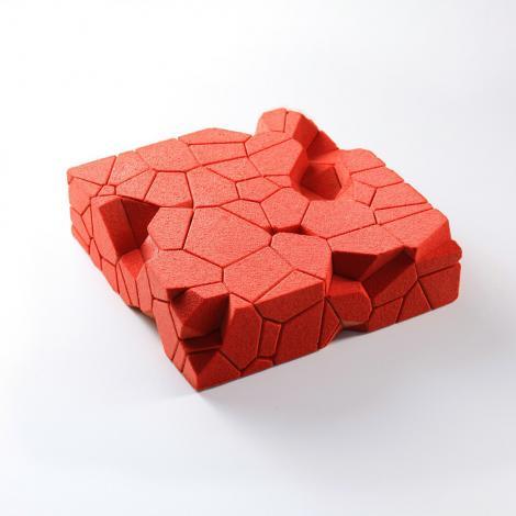 """Ce se întâmplă când un arhitect """"prăjiturește""""? Iese o adevărată operă de artă"""