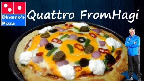 Cele mai tari glume apărute pe internet după Dinamo - Viitorul 0-4: Ce pizza preferă dinamoviștii?/ Pizza QuattroFromHagi!
