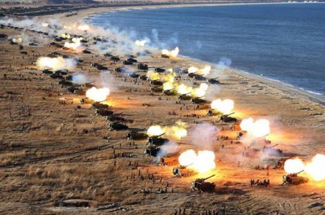 BREAKING NEWS. O MARE NENOROCIRE s-a petrecut în Coreea de Nord. Sute de oameni ar fi MURIT în câteva minute!