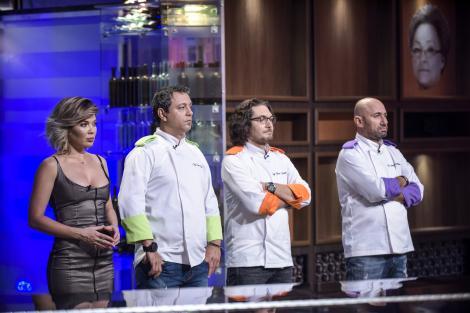 """Final neașteptat la """"Chefi la cuțite""""! Un alt bucătar părăsește competiția! """"Cum naiba mă, voi sunteți normali la cap?!"""""""